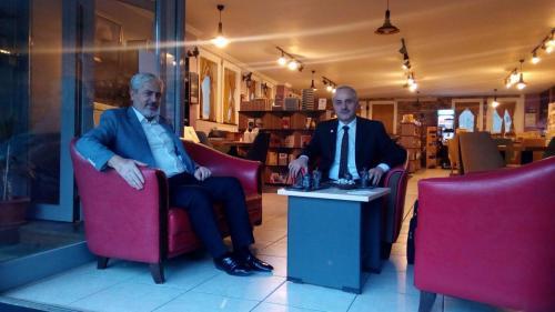 Prof. M. Bahaddin Acat ile