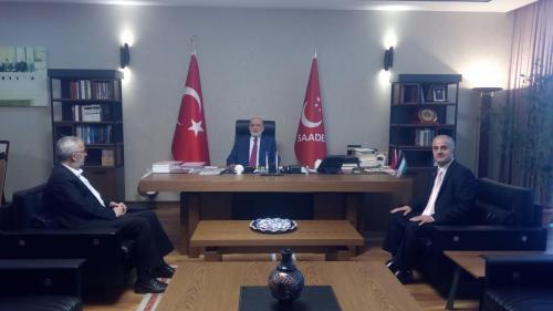 Temel Karamollaoğlu ile 2021 09 30