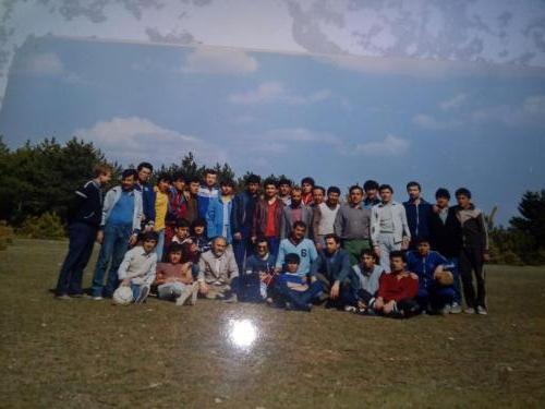 MGV Pikniği Kastamonu Uzunyazı 1986